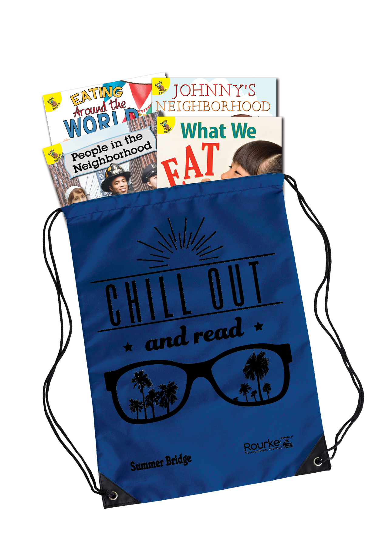 Summer Bridge Essentials Backpack Bundle   Sale   K-1