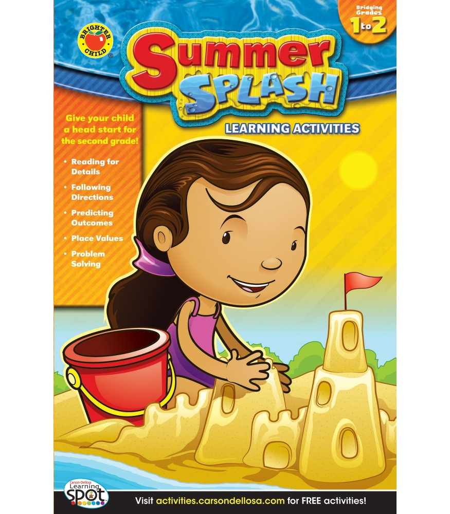 Summer Splash Grade 1-2
