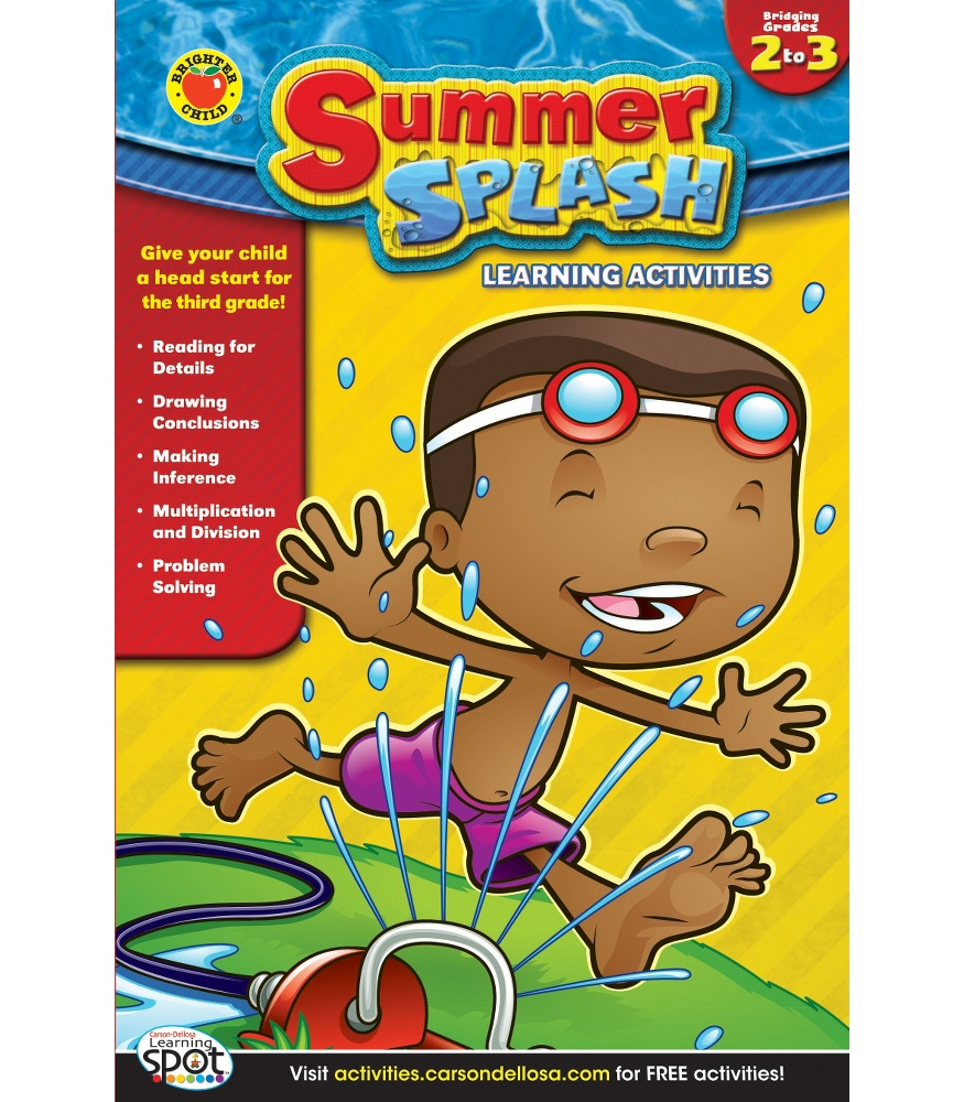 Summer Splash Grade 2-3