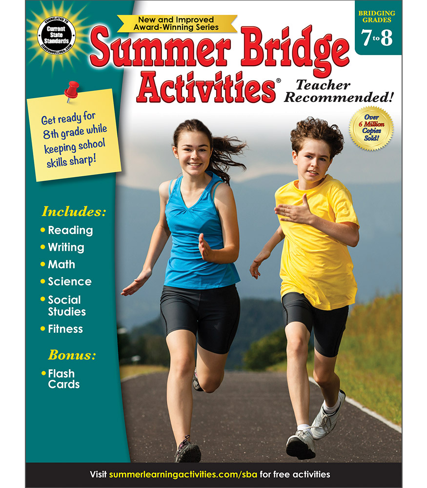 Summer Bridge Activities Sale 9 99 Seventh To Eighth border=