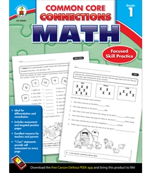 Common Core Connections Math Grade 1