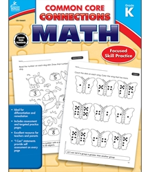 Common Core Connections Math Grade K