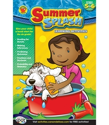 Summer Splash Grade 5-6  ** LIMITED QUANTITY - WHILE SUPPLIES LAST **