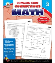 Common Core Connections Math Grade 3