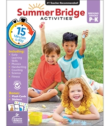 Summer Bridge Activities PreK-K