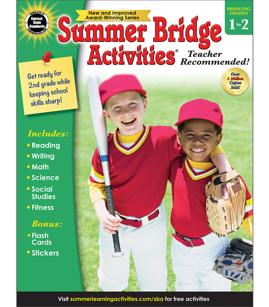 Summer Bridge Activities Books