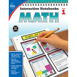Interactive Workbooks Math, Grade 1