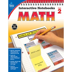 Interactive Workbooks Math, Grade 2