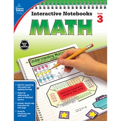 Interactive Workbooks Math, Grade 3