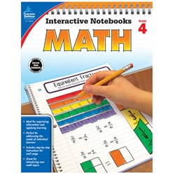 Interactive Workbooks Math, Grade 4