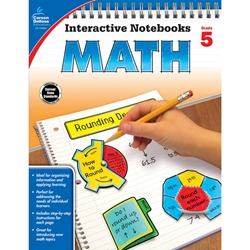 Interactive Workbooks Math, Grade 5